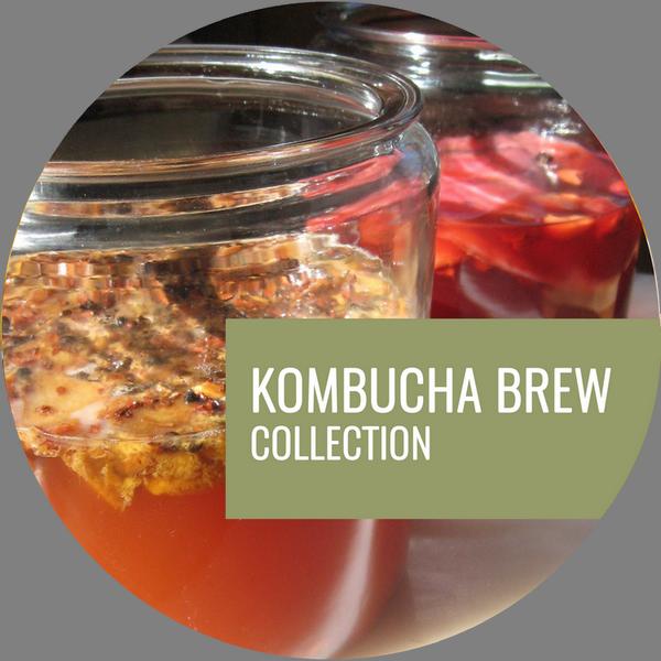 Kombucha Brew Collection