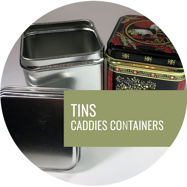 Tins/Caddies/Container