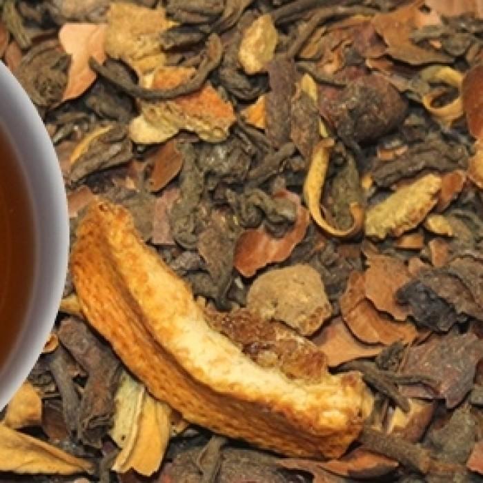 Pu Erh Orange-Chocolate