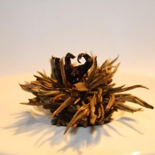 Lavender-Hibiscus Tea Flower