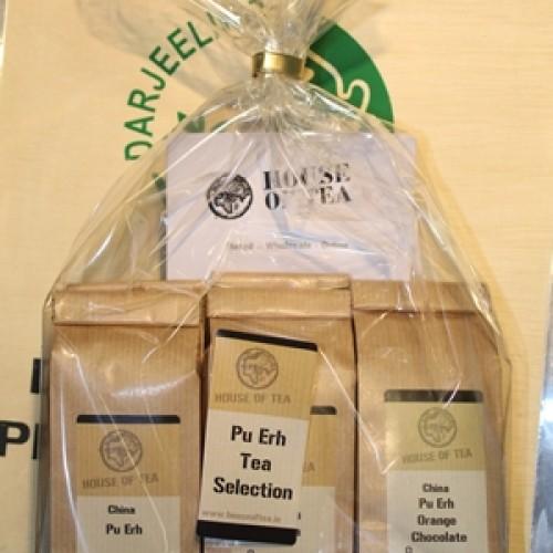 Pu Erh Tea Selection