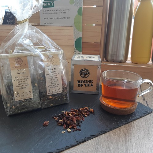 Wellness Tea Selection